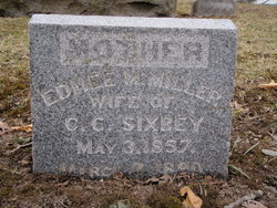 Edna <i>Miller</i> Sixbey