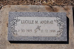 Lucille M Andrae