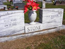 Rose Mary <i>Clark</i> Stone