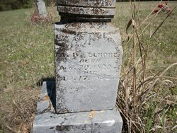 Catherine Ann Kitty <i>Morris</i> Elmore