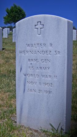 Gen Walter Rafael Hernandez, Sr