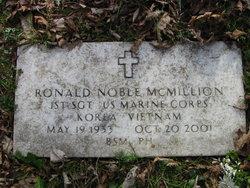 Ronald Noble McMillion