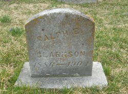 Ralph E Clarkson