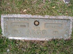 Addie Inez <i>Daniel</i> Argo
