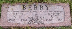 Sarah Elizabeth Babe Berry