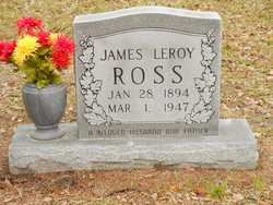 James LeRoy Ross, Sr