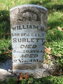 William B. Sublett