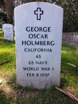 George Oscar Holmberg