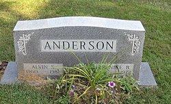 Alvin S Anderson