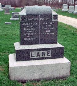 George A. Lake