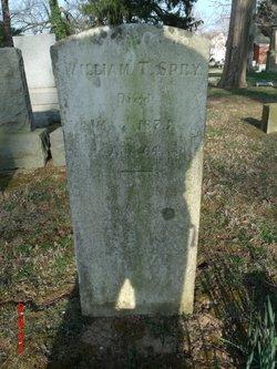 William Turner Spry