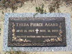 Theda <i>Pierce</i> Agard
