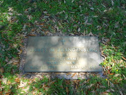 James Marion Brandenburg
