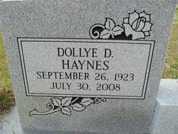 Dollye <i>Duty</i> Haynes