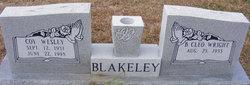 Bertha Cleo <i>Wright</i> Blakeley