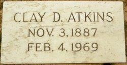 Clay Dixon Atkins