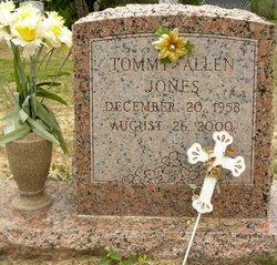 Tommy Allen Jones