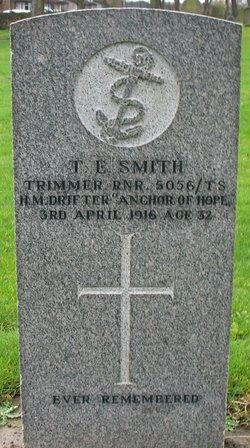 Trmr Thomas Edward Smith