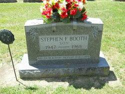 Spec Stephen Floyd Booth