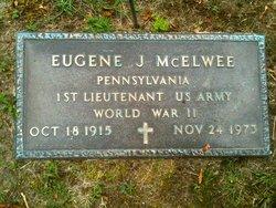 Eugene J McElwee