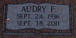 Audry Faye <i>Harrell</i> Fannin
