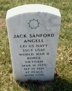 Jack S Angell