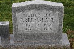 Homer Lee Greenslate