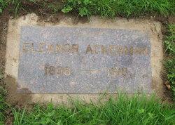 Eleanor Ackerman