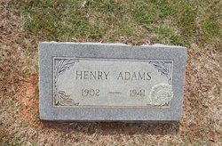 J Henry Adams