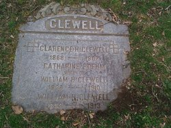 Dr Clarence Henry Clewell