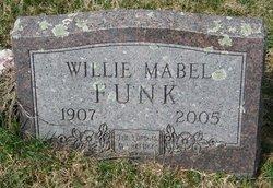 Mabel Willie <i>Coalson</i> Funk