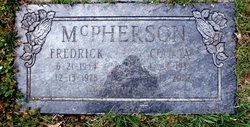 Fredrick Kenneth McPherson