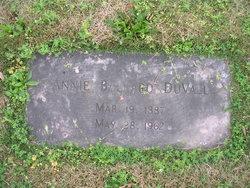 Annie <i>Ballard</i> Duvall