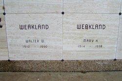 Walter Weakland