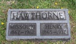 Henry Mitchell Hawthorne