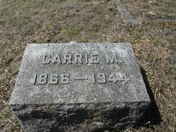 Caroline M. Carrie <i>Moore</i> Stott