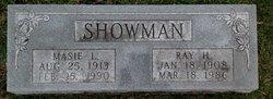 Masie L. Showman
