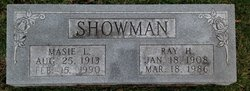 Ray H. Showman