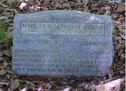 Matilda Josephine <i>Candler</i> Yarbrough