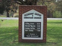 Pleasant Grove Christian Church Cemetery
