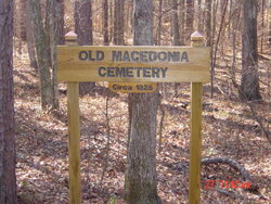 Old Macedonia Cemetery