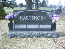 Donald Butch Hartshorn, Jr