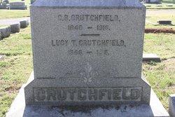 Capt Charles B. Crutchfield