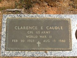 Clarence Eugene Caudle