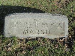 Margaret K. Maggie <i>Fedore</i> Marsh