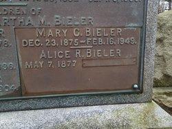 Mary C. Bieler