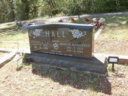 Margie <i>Moorehead</i> Hall