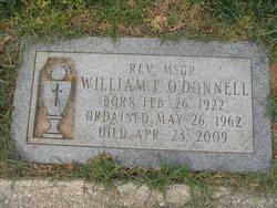 Rev Fr William Francis O'Donnell