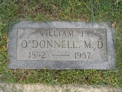 Dr William Francis O'Donnell