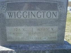 Ida Virginia <i>Armstrong</i> Wigginton